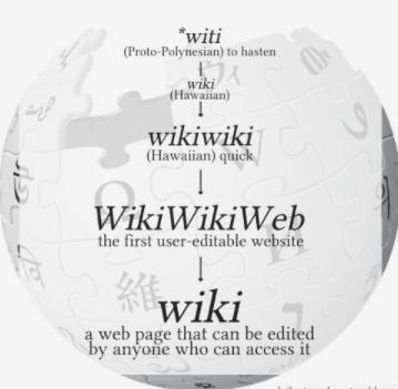 wikiwiki web
