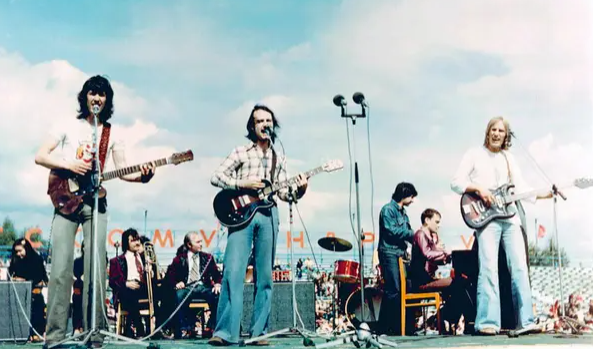 Rock Music And The Fall Of Communism